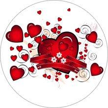 валентинки сердечка
