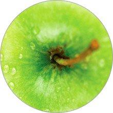 магнитик яблоко