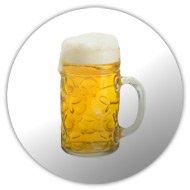 магнит бокал пива