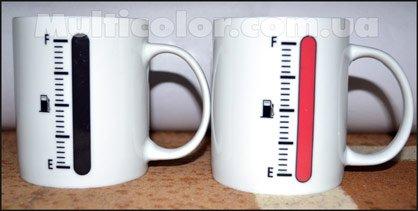 Печать на чашках недорого